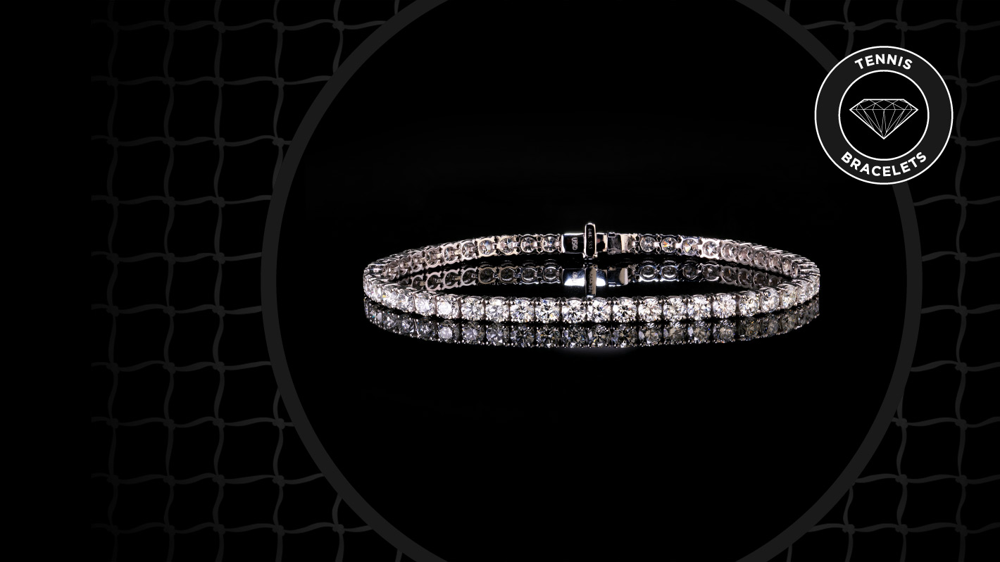 Stunning Tennis Bracelet Collection